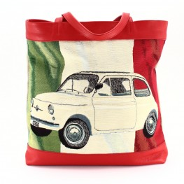 Sac cabas Fiat 500 iconique !