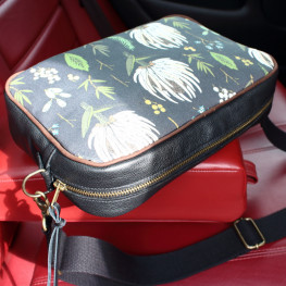 Camera bag for woman